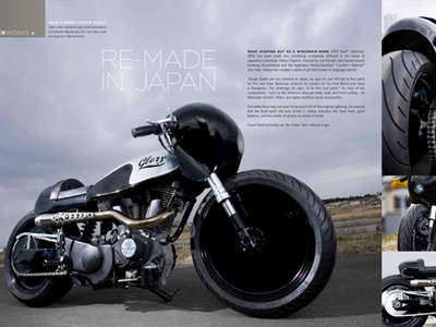 BUELL MOTORCYCLE Co. USA