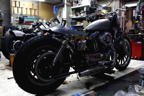 2004年~Sportster Custom